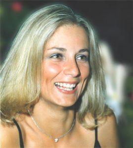 Portrait of Maria Falco